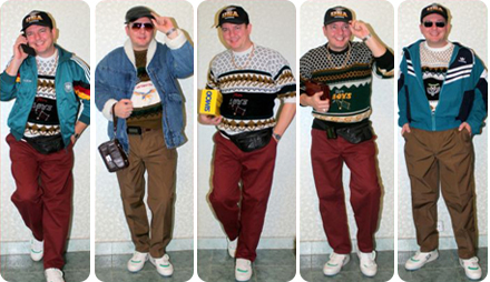 Вечеринка в стиле 90-х что одеть