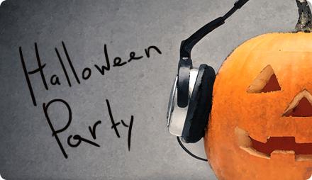 вечеринка хэллоуин организация