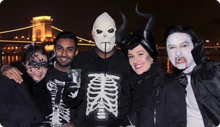 Как одеться на вечеринку Хеллоуин Костюмы, грим