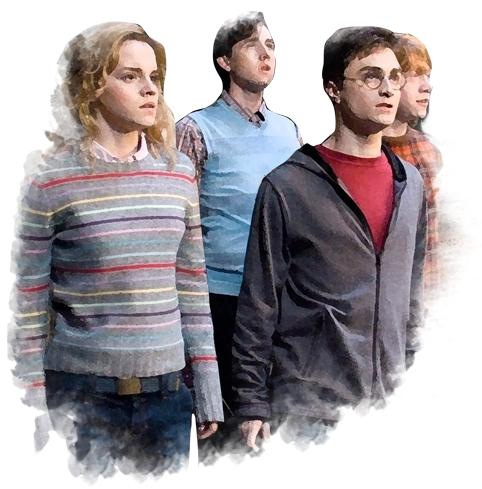 Вечеринка в стиле Гарри Поттер