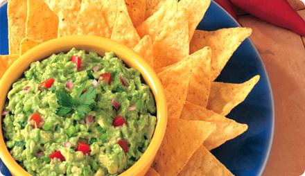 Мексиканская вечеринка меню