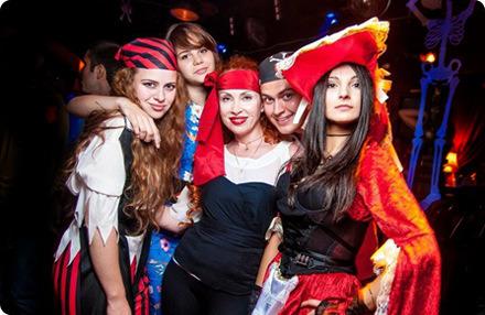 Пиратская вечеринка организация